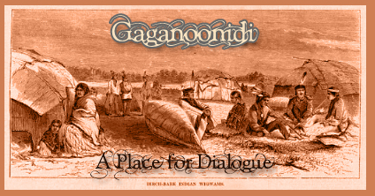Gaganoonidi - A Place to Converse about the  Anishinabe Ojibwe and the LeSage clan